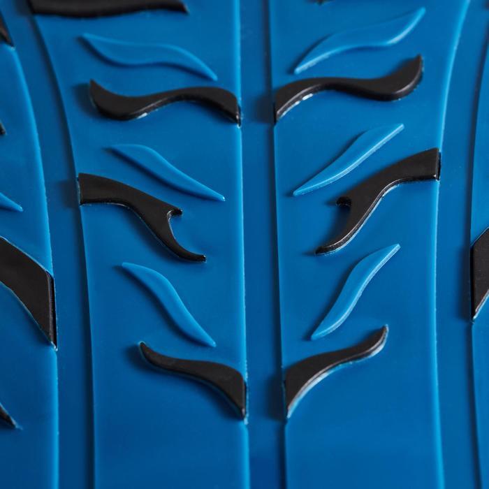 Waveboard Oxeloboard Classic zwart/blauw