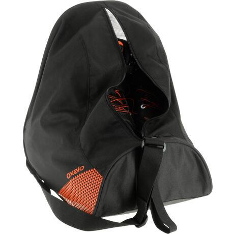 sac FIT 26 litres noir orange- OXELO NOIR HfwD5