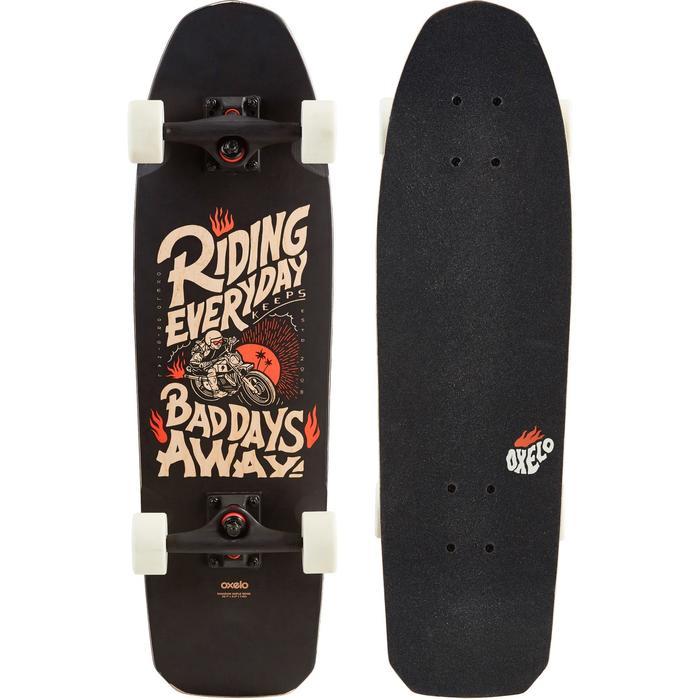 Cruiser Skateboard CITY THRASHER RIDE - 1167991