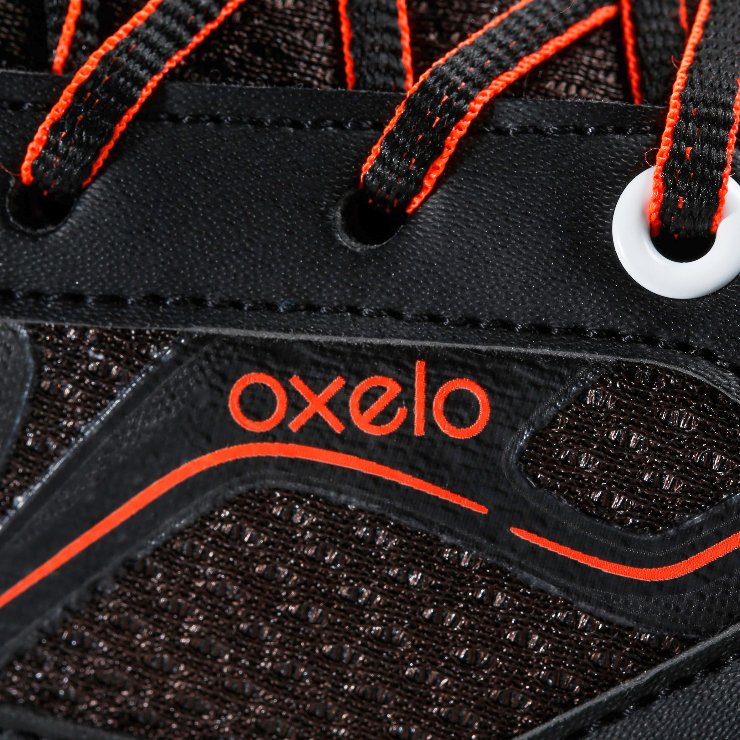 64165de1c Fit 3 Kids' Fitness Skates - Black/Orange - PT Decathlon Sports ...