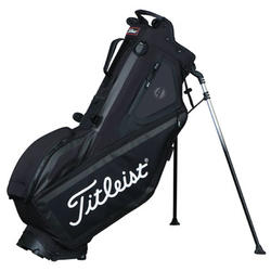 Golf standbag Players 4 zwart