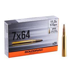 Bala 7x64 11,2G/173GRS X20