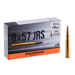 Bala Caza solognac 8x57 JRS 12,7Gr/196 Greins X20 Soft Point