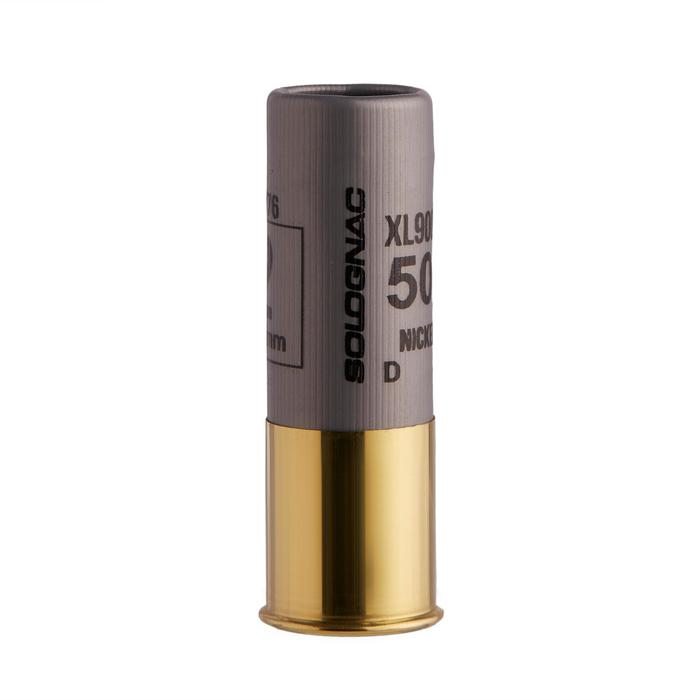 CARTOUCHE XL900 50g IMPACT CALIBRE 12/76 PLOMB NICKELE N°4 X25