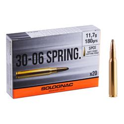 BALA Caza Solognac 30-06 11,7 gr /180 Greins Soft Point