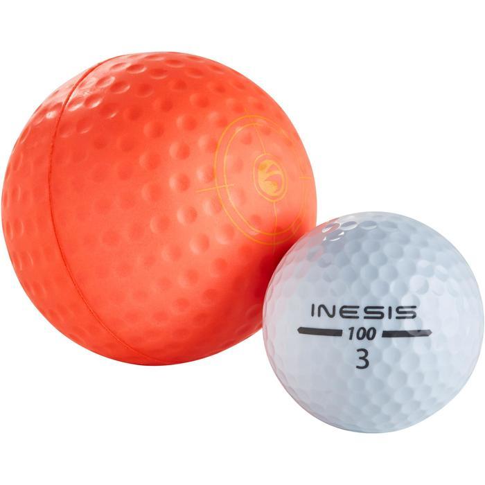 Foam golfbal 100 voor kinderen (verkocht per stuk) - 1168281