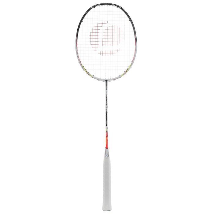 RAQUETTE BADMINTON ADULTE BR 990 V WHITE - 1168477