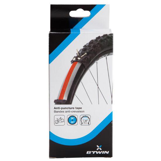 """Set 2 antilekstroken voor fietsband 20-26"""" - 116849"""