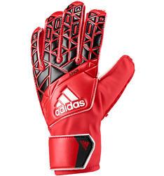 Keeperhandschoenen Ace voor kinderen rood