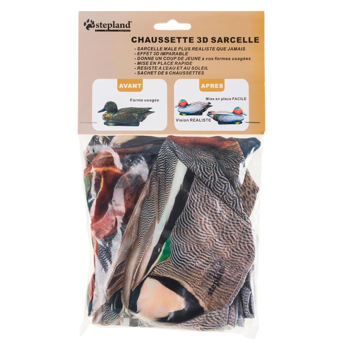 CHAUSSETTE SARCELLE - 1168786