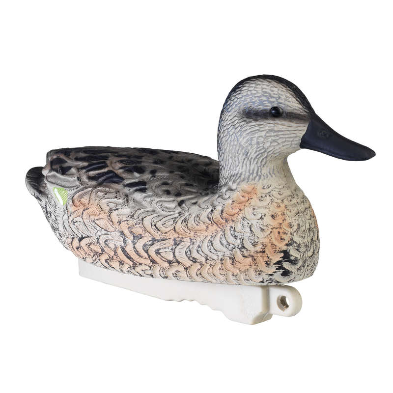 DUCK GOOSE DECOYS CALLS Shooting and Hunting - HD FEMALE TEAL DECOY STEPLAND - Hunting Types