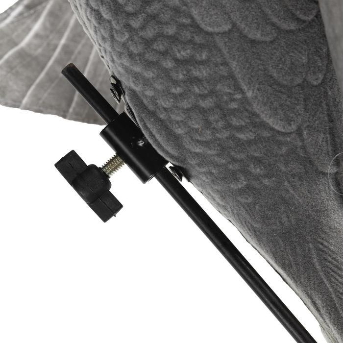 Lokvogel duif Stepflap steun