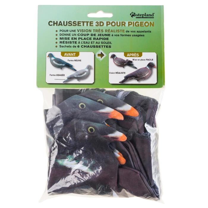 CHAUSSETTE PIGEON 3D x6 - 1168938