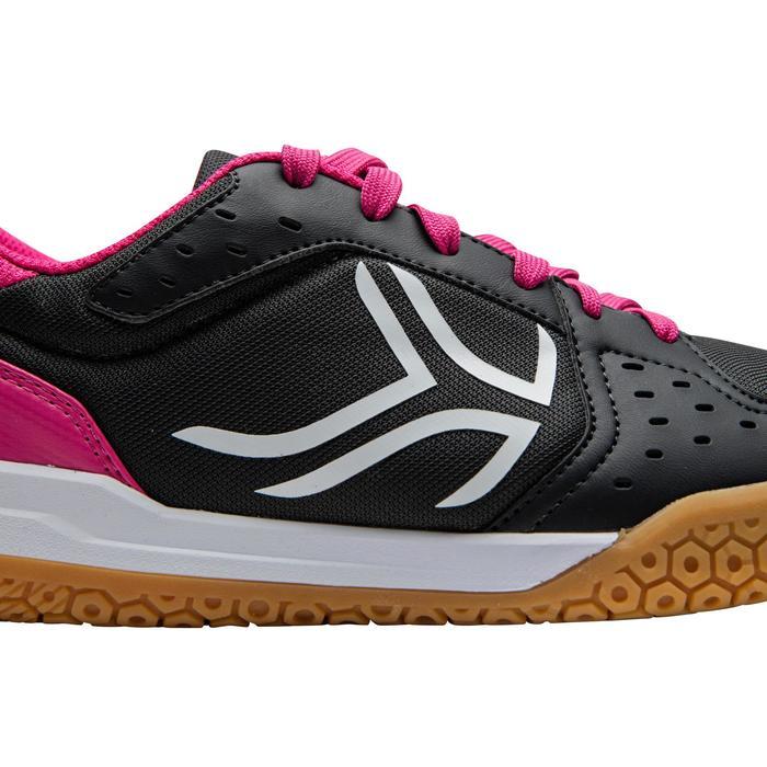 Chaussures de BAMINTON - SQUASH Artengo BS730 LADY Gris Rose - 1169075