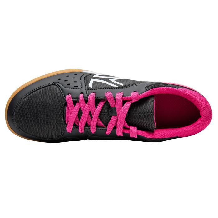 Chaussures de BAMINTON - SQUASH Artengo BS730 LADY Gris Rose - 1169082