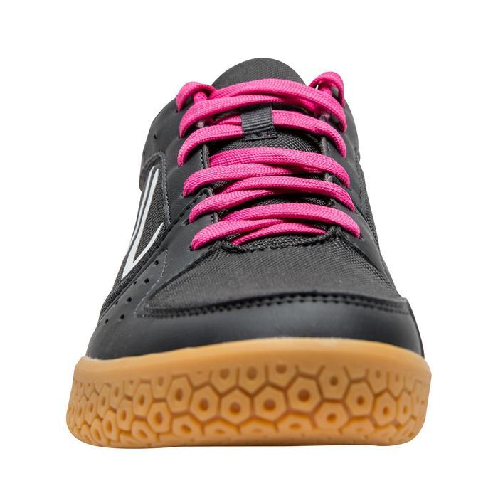 Chaussures de BAMINTON - SQUASH Artengo BS730 LADY Gris Rose - 1169088