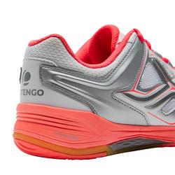 BS860 Lady Badminton Shoes - Putih/Coral