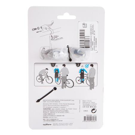 20 un 24 collu velosipēdu bremžu sviras vieglai bremzēšanai
