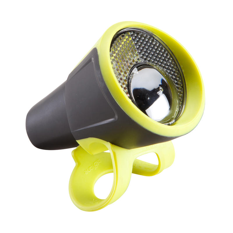 KIT LUZ BICICLETA LED VIOO ROAD 100 DELANTERA y TRASERA CON PILAS