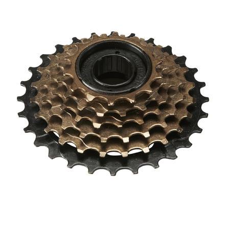 6-Speed 14x28 Screw-On Freewheel