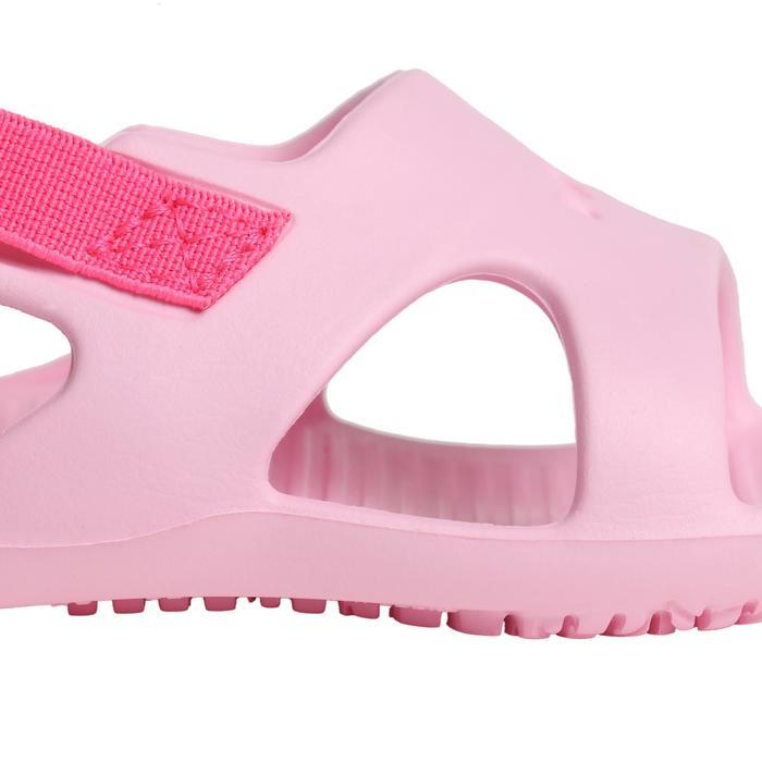 Girls' Pool Sandals Slap 100 - Pink