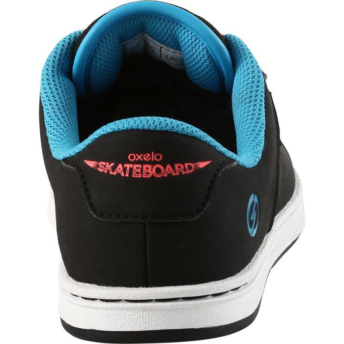 Chaussure de skate enfant CRUSH BEGINNER noire verte - 1171346