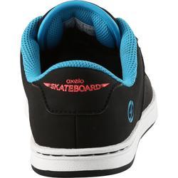 Skateschoenen voor kinderen Crush 100 zwart/blauw