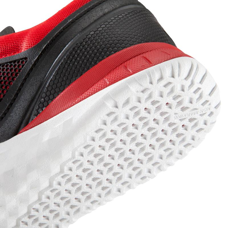 - Strong 900 Cross-Training Shoes - Black/Red