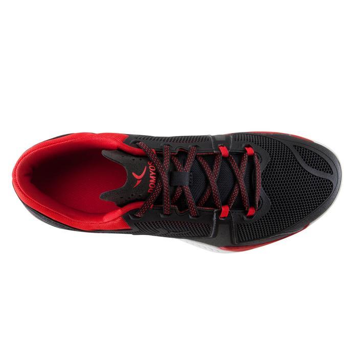 Chaussure de cross training homme noir et rouge Strong 900 - 1171435