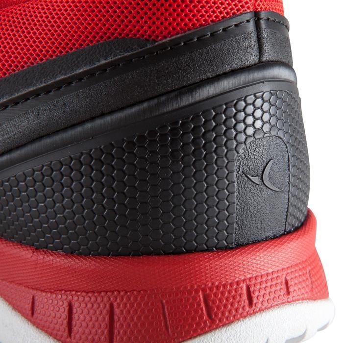 Chaussure de cross training homme noir et rouge Strong 900 - 1171444