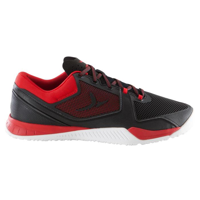 Chaussure de cross training homme noir et rouge Strong 900 - 1171486
