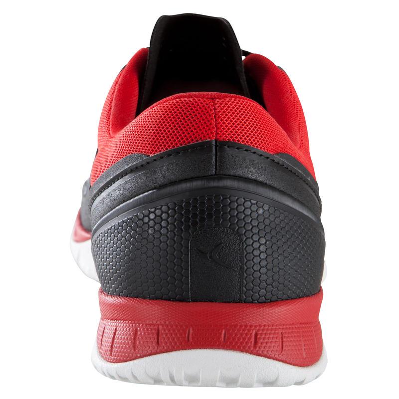 Zapatillas de cross-training hombre negro y rojo Strong 900