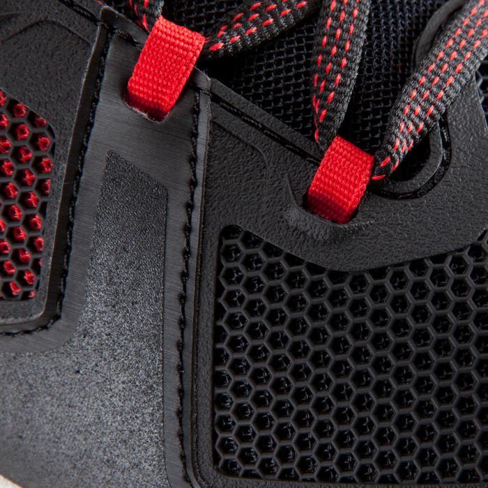 Chaussure de cross training homme noir et rouge Strong 900 - 1171509