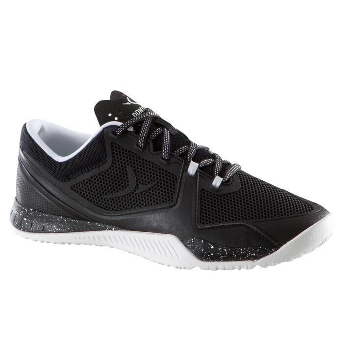 Chaussure de cross training femme noir et blanche Strong 900 - 1171511