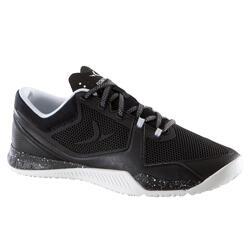 Crosstraining schoenen Strong 900 voor dames, zwart/wit
