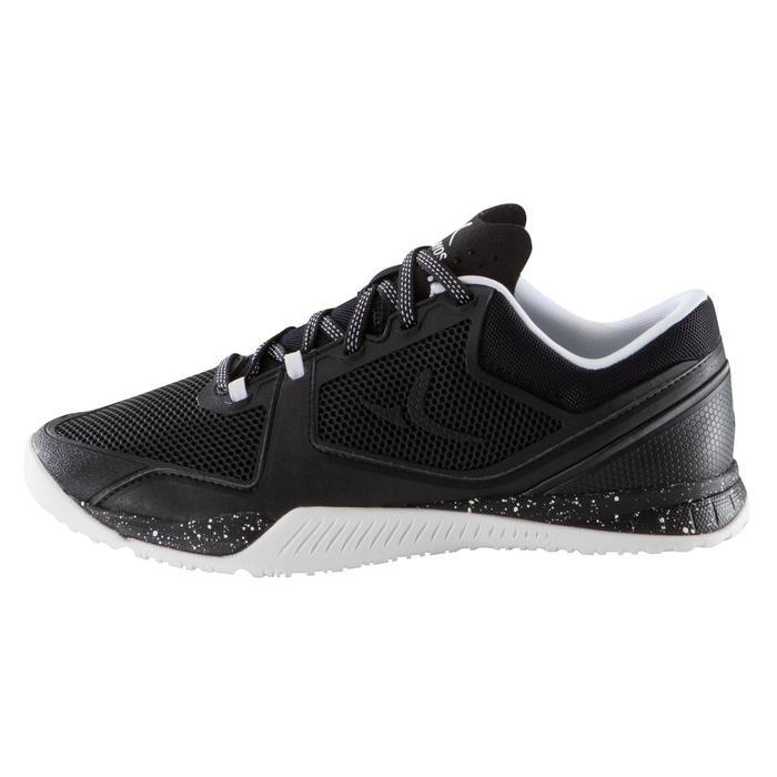 Chaussure de cross training femme noir et blanche Strong 900 - 1171516
