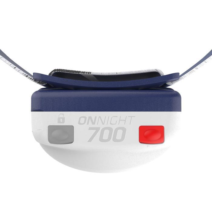 Hoofdlamp voor Trekking ONnight 700 - 250 lumen - 1171541