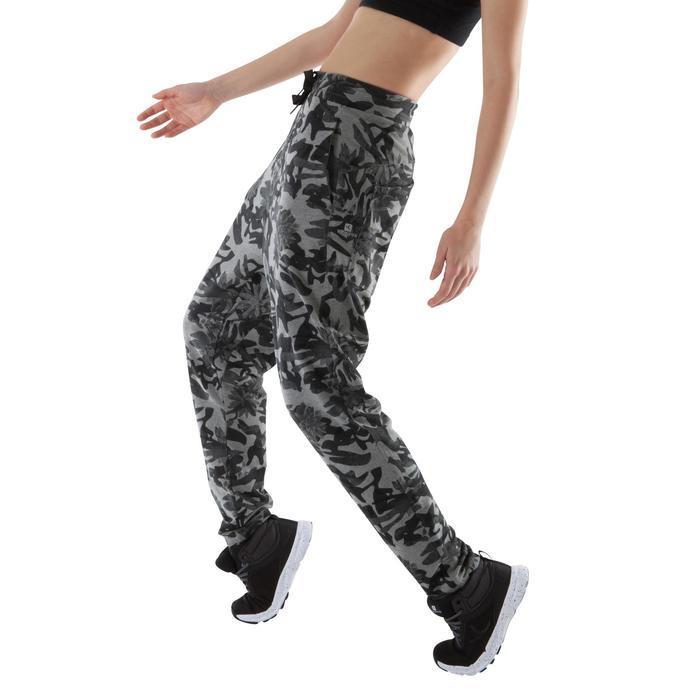 Pantalon forme carrot femme - 1171756