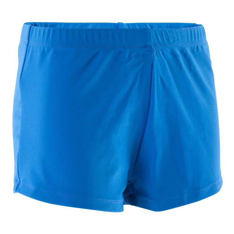 MENS ARTISTIC GYM APPAREL, HAND GRIP Clothing - Boys' Gymnastics Shorts DOMYOS - Bottoms