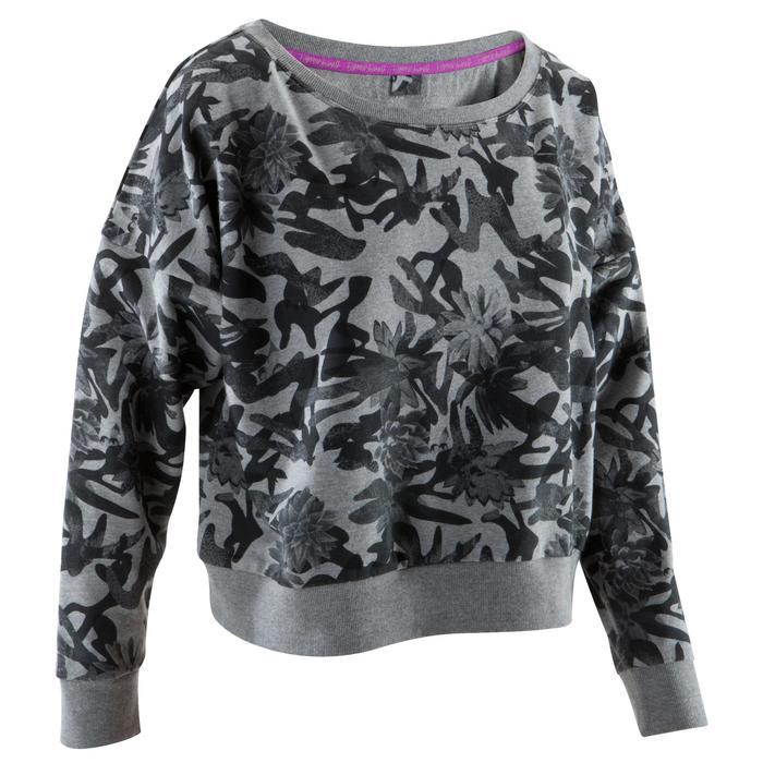 Women's Dance Sweatshirt - Mint Green - 1171809