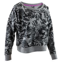 Women's Dance Sweatshirt - Mint Green