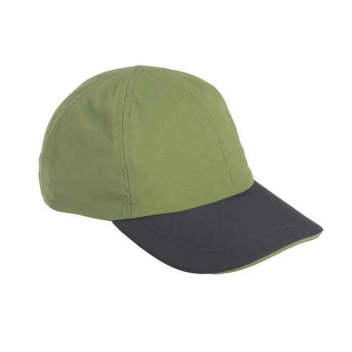 Casquette de randonnée enfant Hike 100 bleue - 1172101