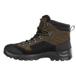 Waterdichte schoenen Crosshunt 300 bruin - 1172496
