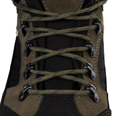 Chaussure chasse Crosshunt 300 imperméable marron