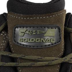 Waterdichte schoenen Crosshunt 300 bruin - 1172504