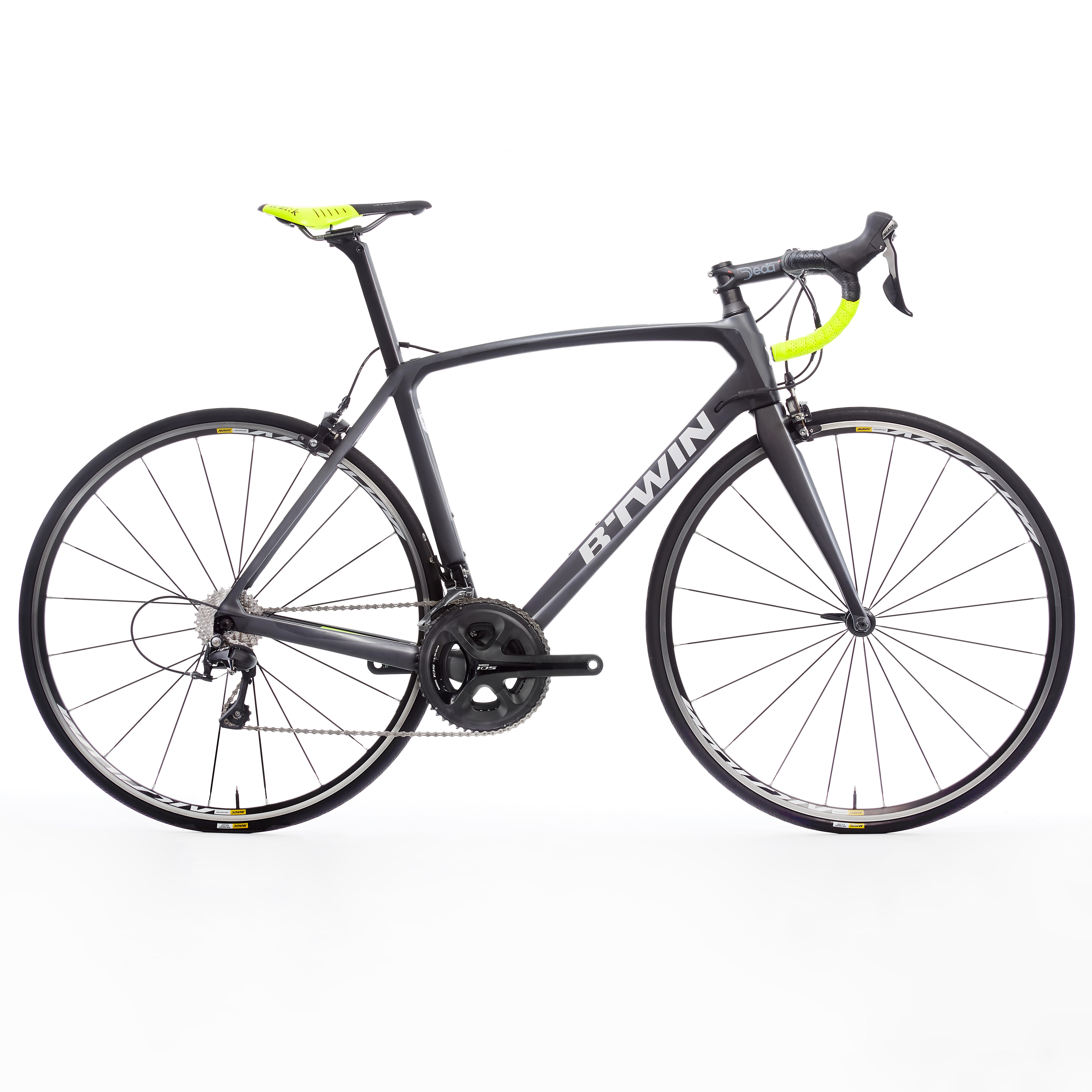 B'twin Racefiets Ultra 900 CF (Carbon Frame) - S