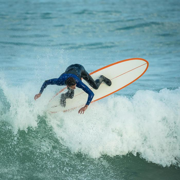 Combinaison Surf 500 Néoprène 4/3 mm Homme Bleu - 1172680