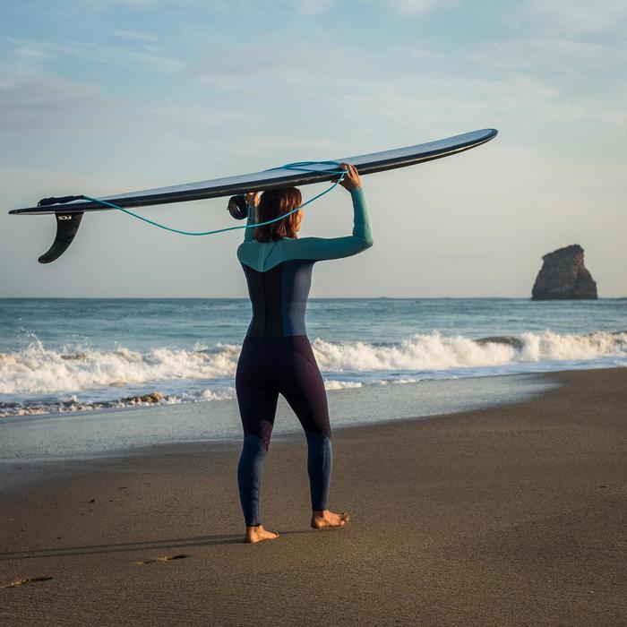 Combinaison Surf 900 Néoprène 5/4/3 mm Femme grise - 1172707