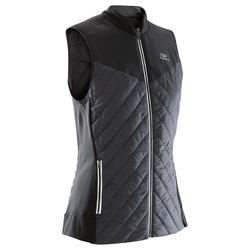 Run Warm Women's Vest - Black
