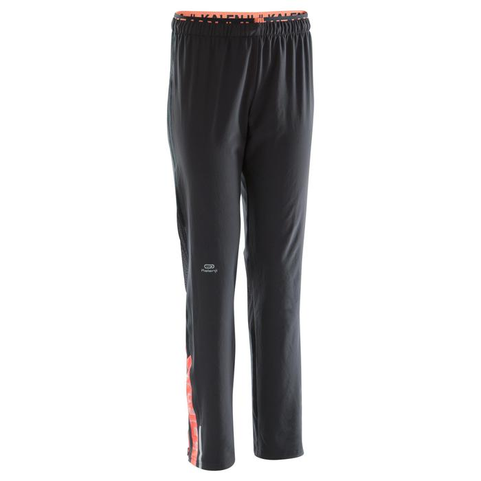 Kalenji Kiprun Women's Running Trousers - Black / Coral - 1172801